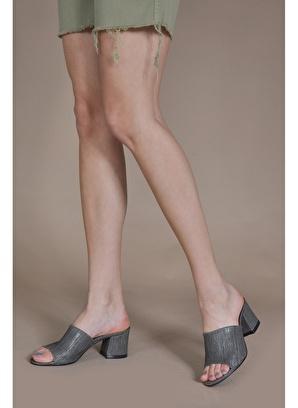 Vizon Ayakkabı Terlik